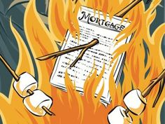 Mortgage burning clipart jpg library download 21 Best Mortgage burning party ideas images in 2016 ... jpg library download
