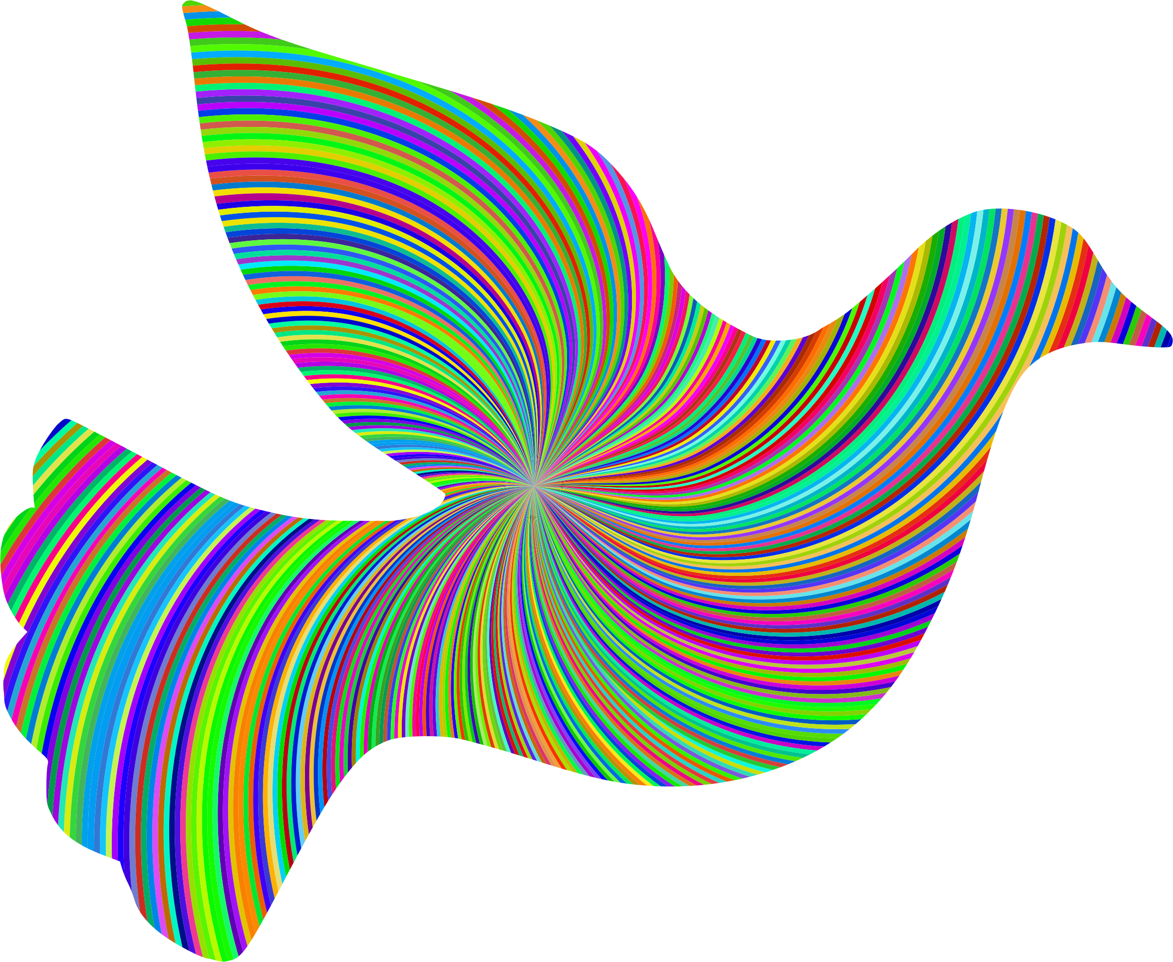 Mosaic sun clipart clip art free Clipart - Sixties Peace Dove clip art free