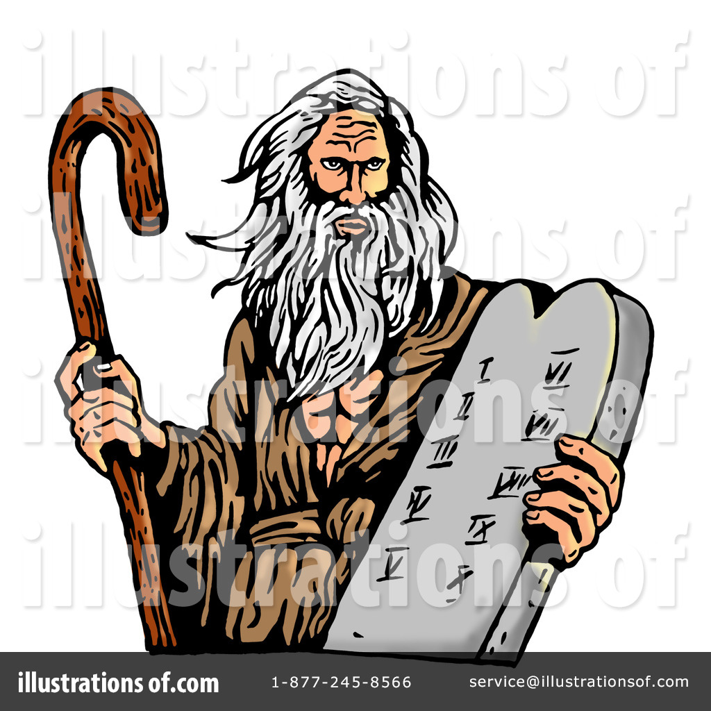 Moses clipart images png download Moses Clipart #85182 - Illustration by patrimonio png download