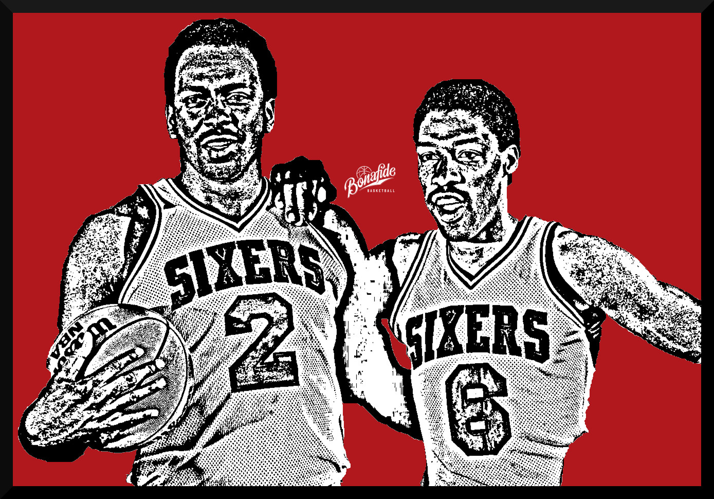 Moses malone clipart jpg transparent download The 5 Best Teams Since 1980: #5 – Bonafide Basketball ... jpg transparent download
