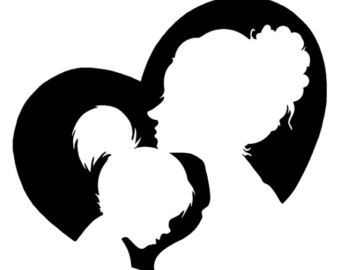Mom And Baby Clipart | Free download best Mom And Baby ... picture library library