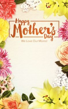 Mother day clipart for church bulletin clipart free library 52 Best Top Mother\'s Day Church Bulletins images in 2018 ... clipart free library