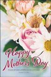 Mother day clipart for church bulletin clip art Mother\'s Day Church Bulletins - Christianbook.com clip art