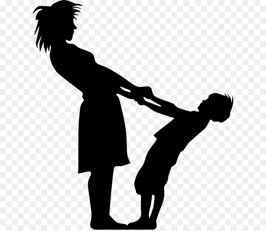 Mother father son clipart vector library Family Silhouette clipart - Mother, Father, Child ... vector library
