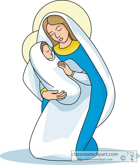 Mother of jesus clipart black and white library 62+ Mother Of Jesus Clipart | ClipartLook black and white library