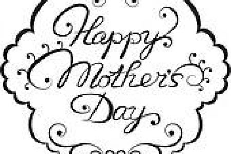 Mother s day christian black and white clipart graphic library stock Mothers Day Clipart Black And White | Free download best ... graphic library stock