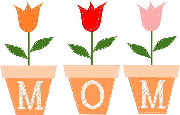 Mother s day clipart jpg royalty free stock Mother S Day Clip Art Borders | Clipart Panda - Free Clipart Images jpg royalty free stock
