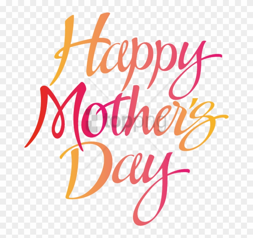 Mother s day clipart transparent graphic transparent library Free Png Mothers Day Png Image With Transparent Background ... graphic transparent library
