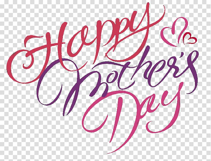 Mother s day clipart transparent png black and white Happy mother day , Mothers Day Valentines Day , Mother\\\'s ... png black and white