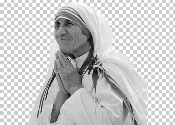 Mother theresa hat clipart black and white picture free Mother Teresa Kolkata Saint Nun Charity PNG, Clipart ... picture free