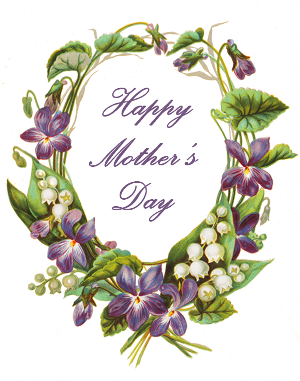 Mothers day clipart 2019 image download Mothers Day Clip Art - Happy Mothers Day image download