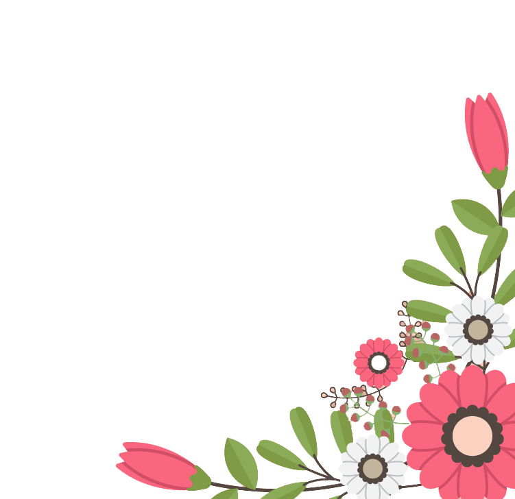 Mother's day flower clipart vector royalty free stock Download Mothers Day Illustration Free PNG And Clipart - peoplepng.com vector royalty free stock