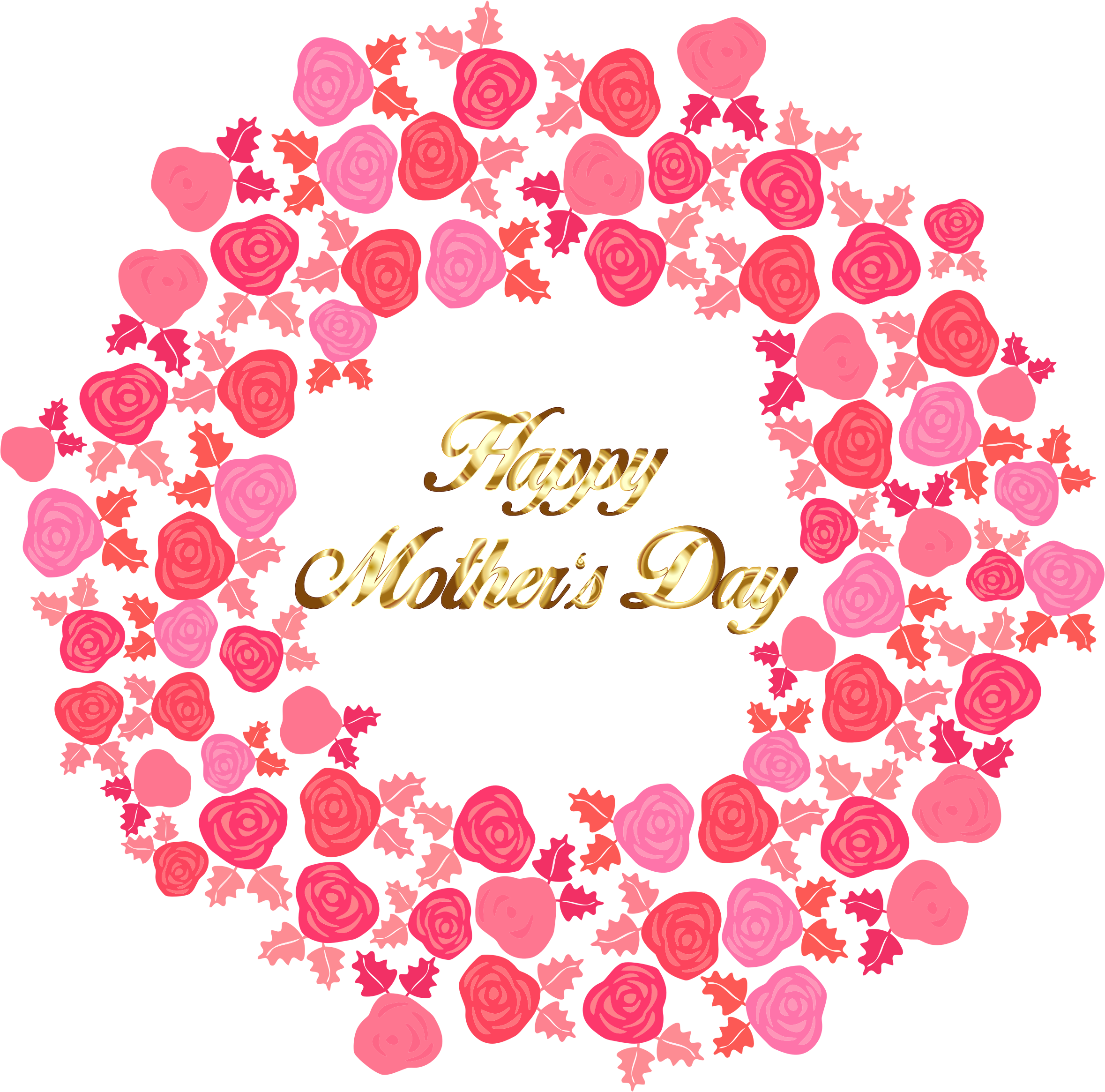 Mother's day flower clipart clip stock Clipart - Happy Mothers Day Bouquet Of Flowers 2 clip stock
