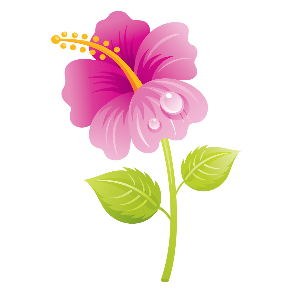 Mother's day flower clipart vector flowers png | buncee clipart mothers day flower | SYEDIMRAN ... vector