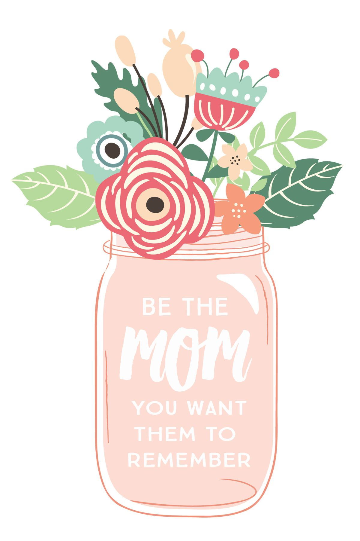 Mothers day quotes clipart clip art freeuse stock 5 Inspirational Quotes for Mother\'s Day   Mother Day ... clip art freeuse stock