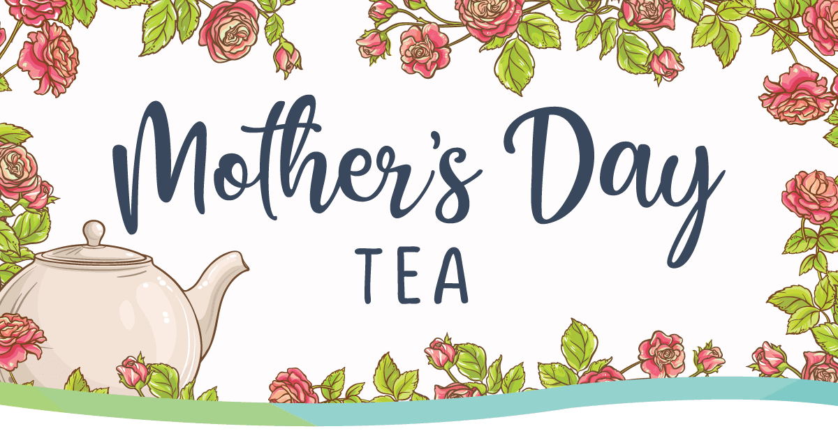 Mothers day tea clipart royalty free Mother\'s Day Tea - Inspired Living royalty free