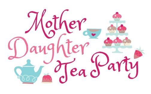 Mothers day tea clipart png black and white download Create Plan to Tea Party for your mom to celebrate Mother\'s Day png black and white download