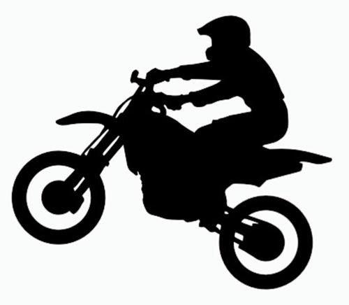 Motocross bike clipart vector transparent download Dirt Bike Clipart Motorcycle - Clipart1001 - Free Cliparts vector transparent download