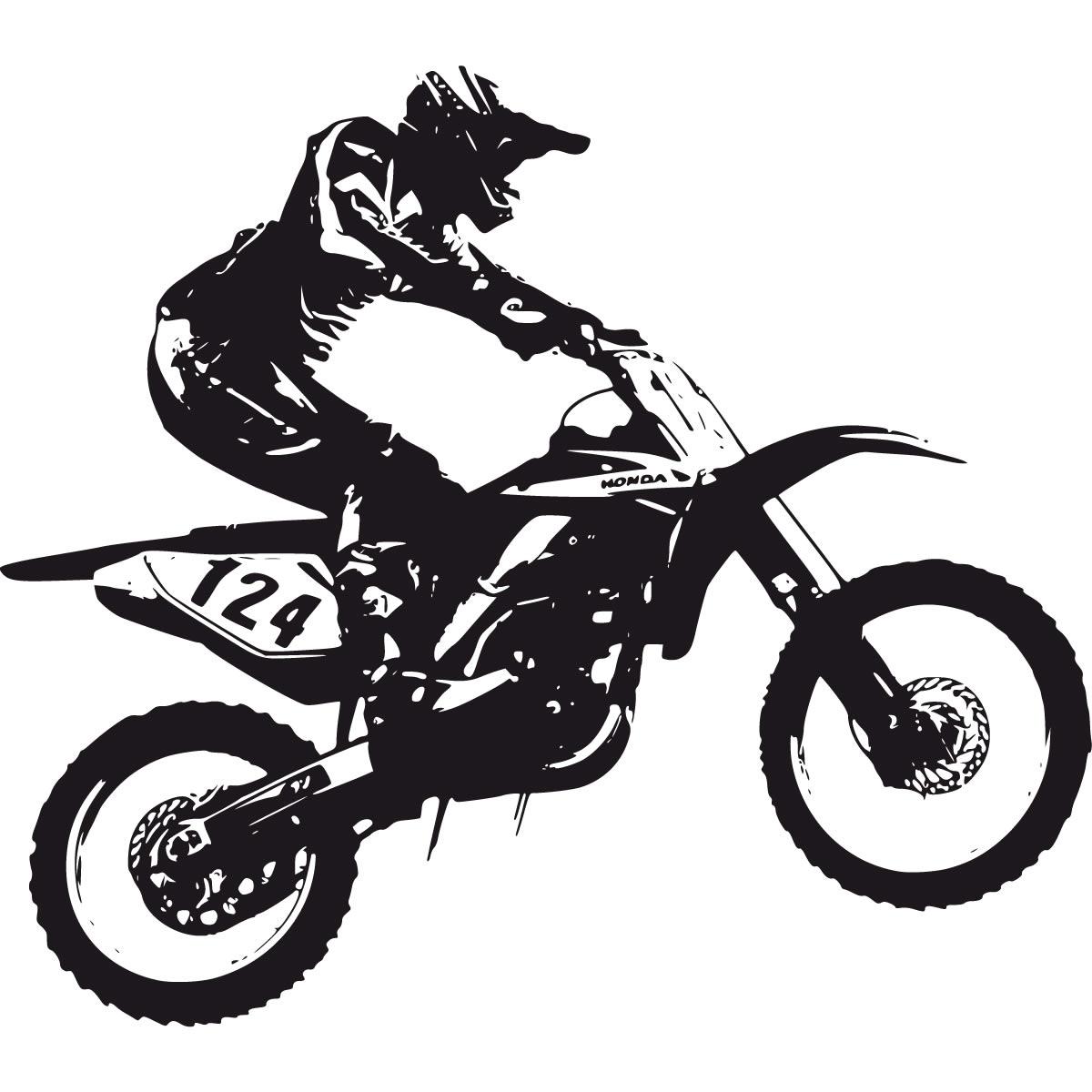 Motocross bike clipart banner free download 87+ Motocross Clipart   ClipartLook banner free download