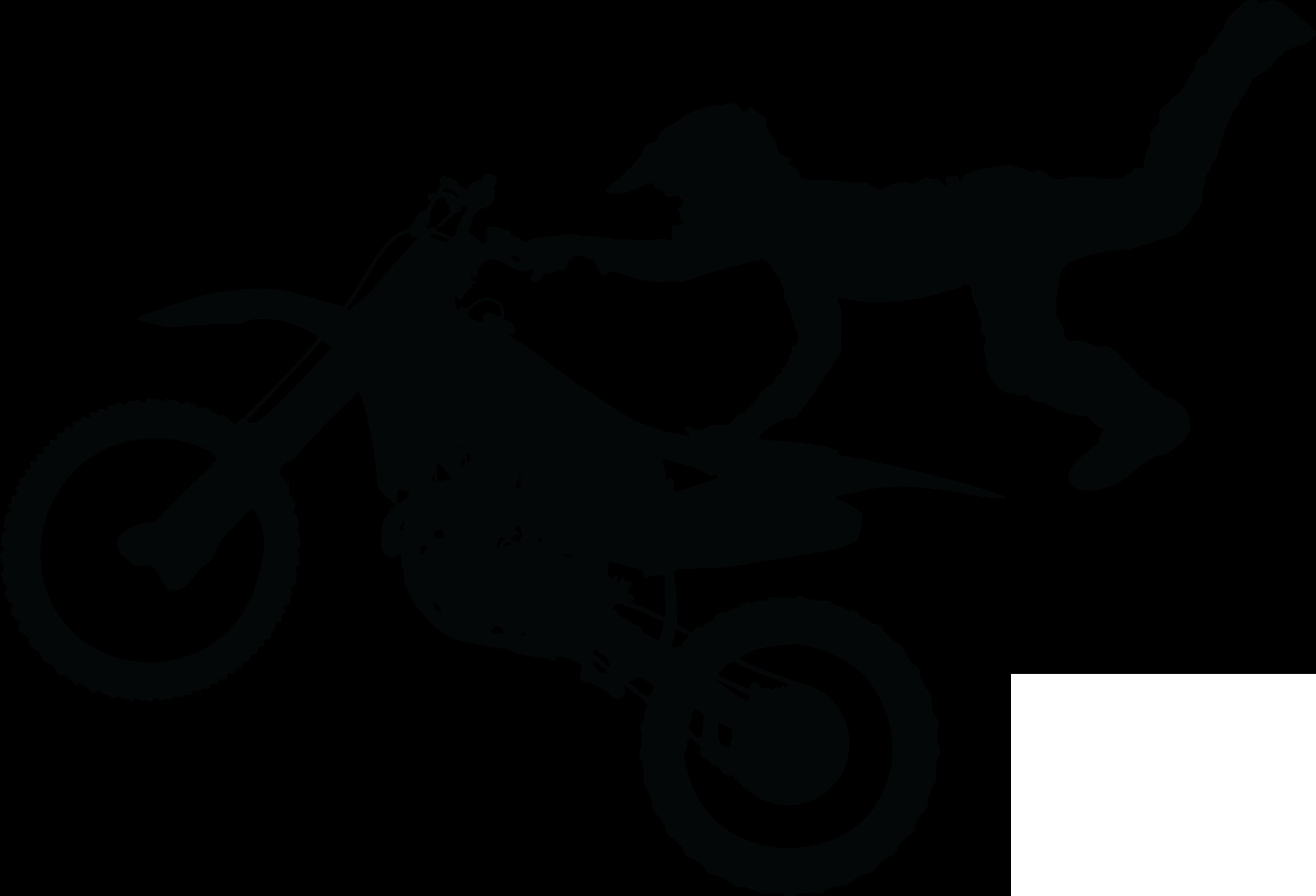 Motocross bike clipart jpg black and white Dirt Bike PNG Free Transparent Dirt Bike.PNG Images. | PlusPNG jpg black and white