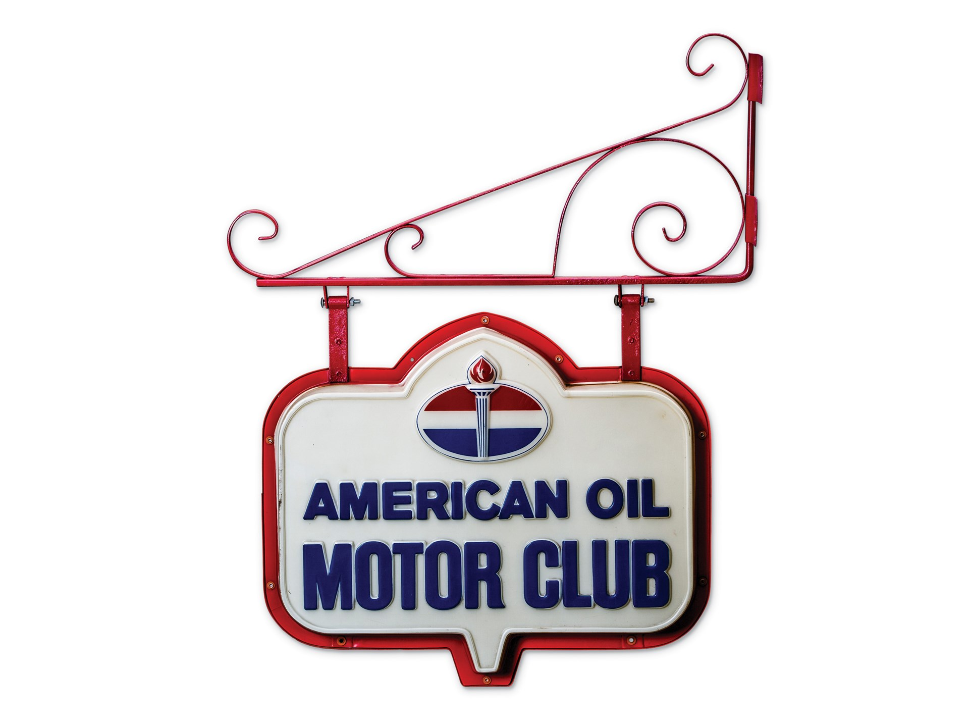 Motor club of america clipart jpg transparent stock RM Sotheby\'s - American Motor Club with Logo Sign | Auburn ... jpg transparent stock