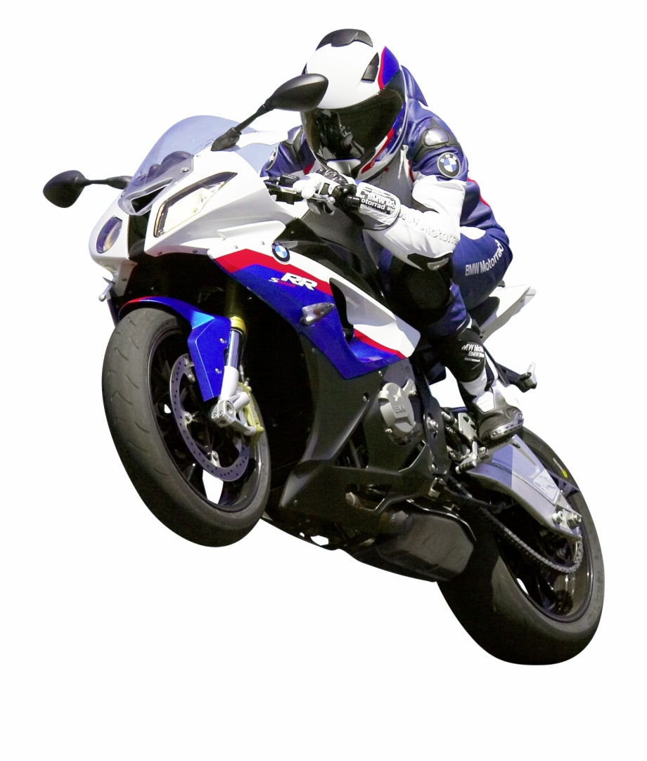 Motorbike guy clipart clip art royalty free library Sports Bike Png Image - Bmw S1000rr Png Free PNG Images ... clip art royalty free library