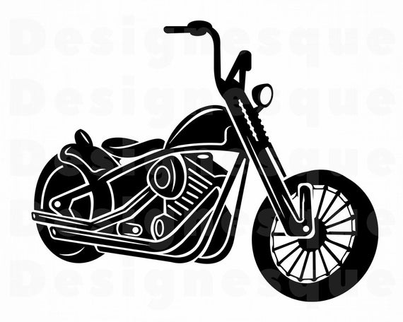 Mototrcycle clipart banner free Motorcycle #18 SVG, Motorcycle SVG, Motor Bike Svg ... banner free
