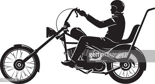 Easy Rider Motorcycle premium clipart - ClipartLogo.com free