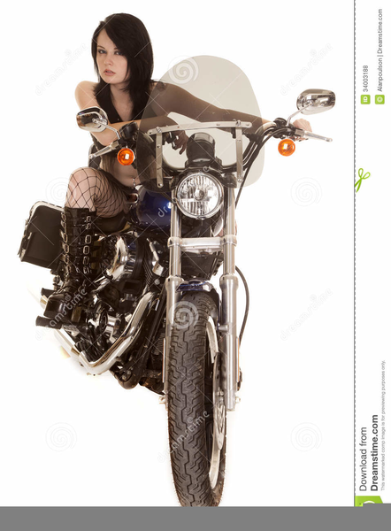 Motorcycle girl clipart freeuse stock Free Woman On Motorcycle Clipart | Free Images at Clker.com ... freeuse stock