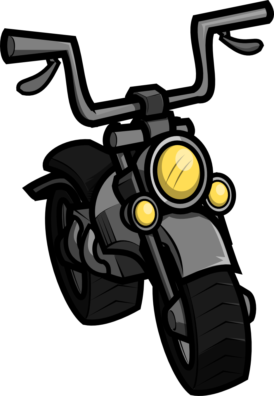 Free Motorcycle Clipart | Free download best Free Motorcycle ... vector freeuse library