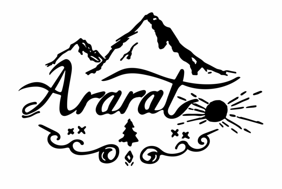 Mount ararat clipart vector library Mountains Library With - Ararat Mountain Drawing Free PNG ... vector library