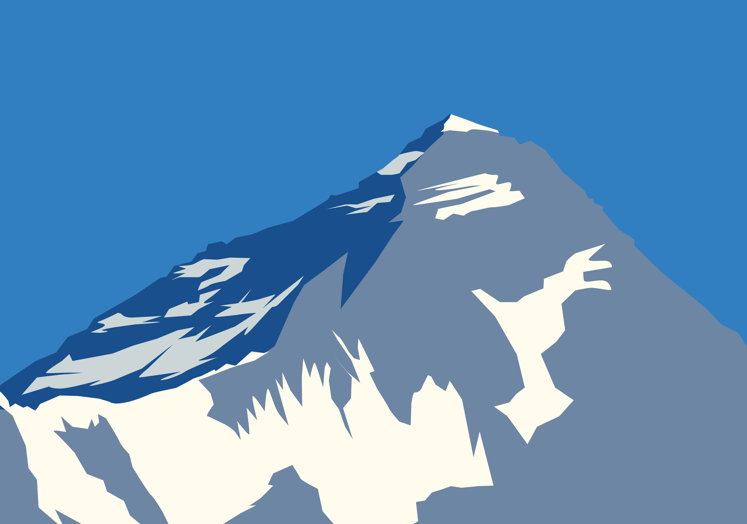 Mount hood clipart png black and white Mount clipart - Clip Art Library png black and white