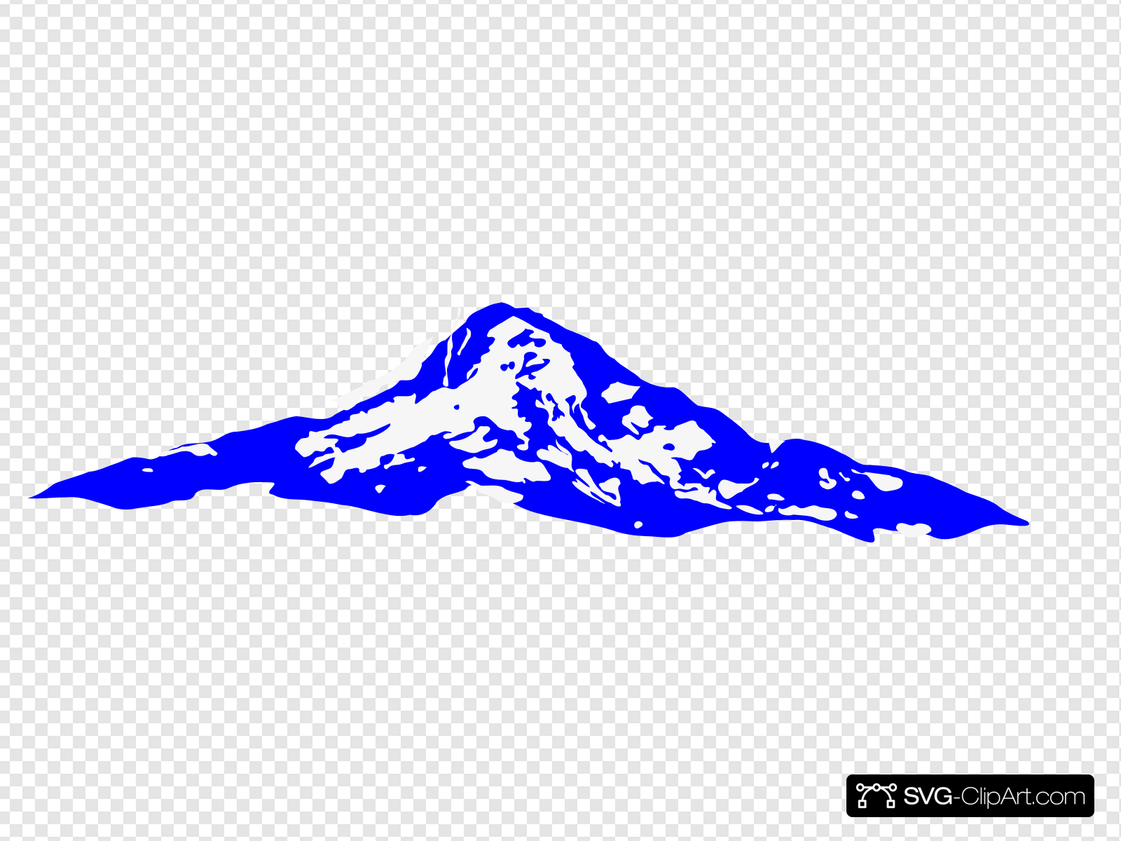 Mount rainier clipart