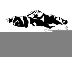 Mount rainier clipart picture free Mt Rainier Clipart Free | Free Images at Clker.com - vector ... picture free