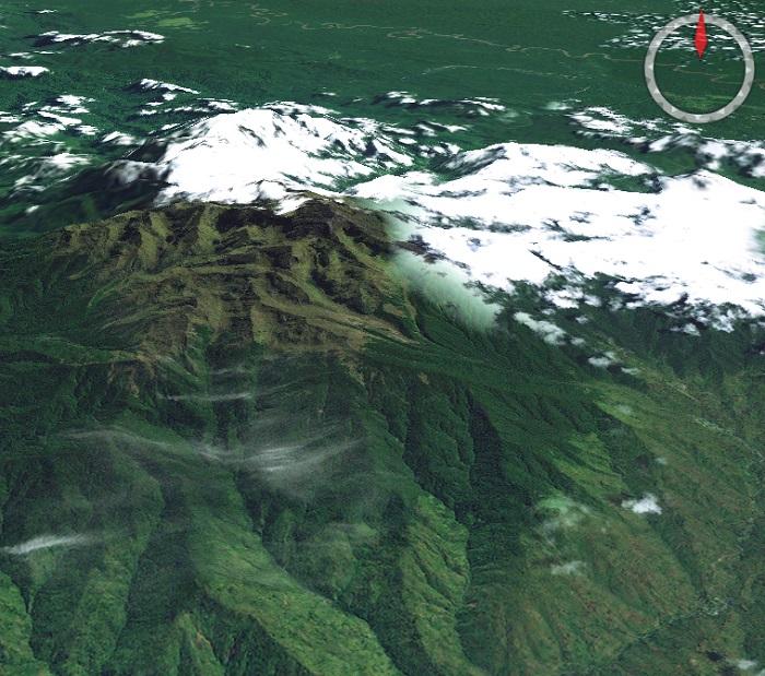 Mount wilhelm clipart transparent stock Mount Wilhelm     Alluring World transparent stock