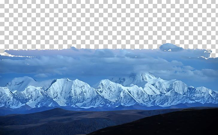 Mount wilhelm clipart image free stock Mount Gongga Mountain Poster PNG, Clipart, Arctic, Chuan Ve ... image free stock