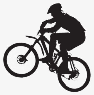 Mountain bike clipart silhouette clip art black and white stock Mountain Silhouette PNG, Transparent Mountain Silhouette PNG ... clip art black and white stock