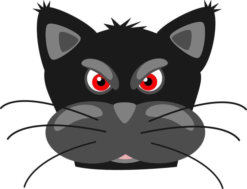 Mountain cat clipart banner free Cute Cat Face Drawing#4609693 - Shop of Clipart Library banner free