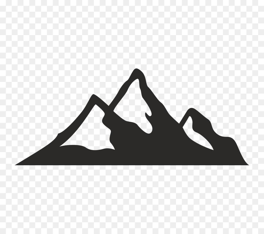 Mountain silhouette clipart free clip Free Mountain Silhouette Vector Free, Download Free Clip Art ... clip