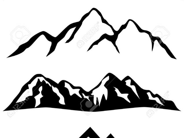 Free Mountain Ridge Clipart, Download Free Clip Art on Owips.com image free library