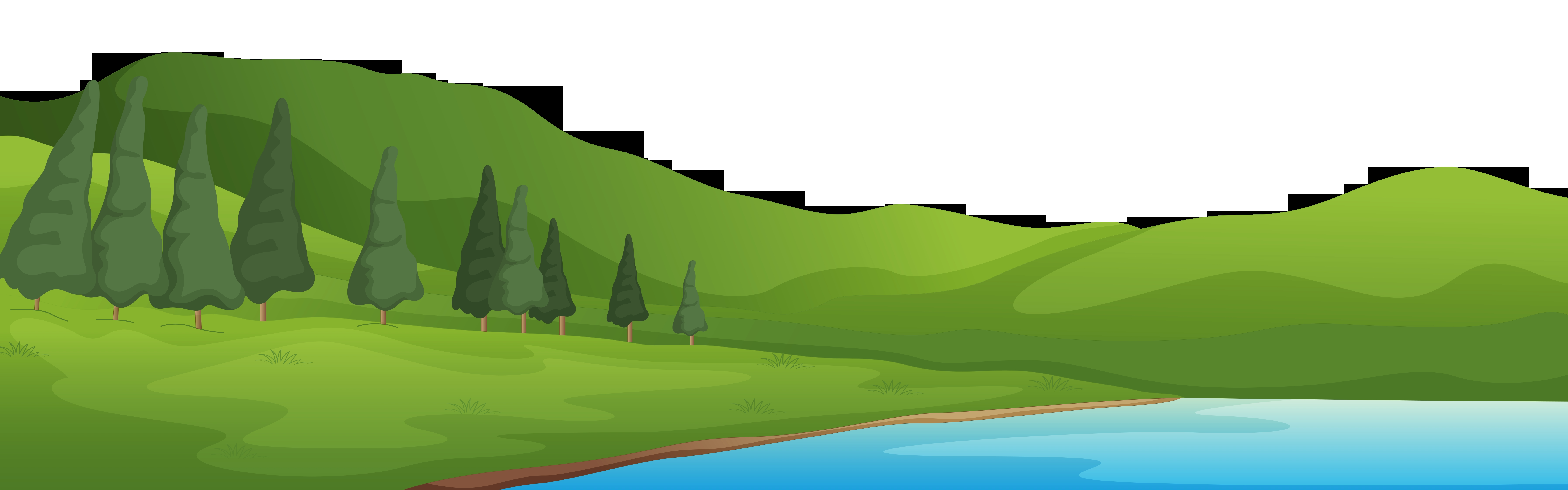 Mountains and hills clipart transparent download Mountain clipart hill - 151 transparent clip arts, images ... transparent download