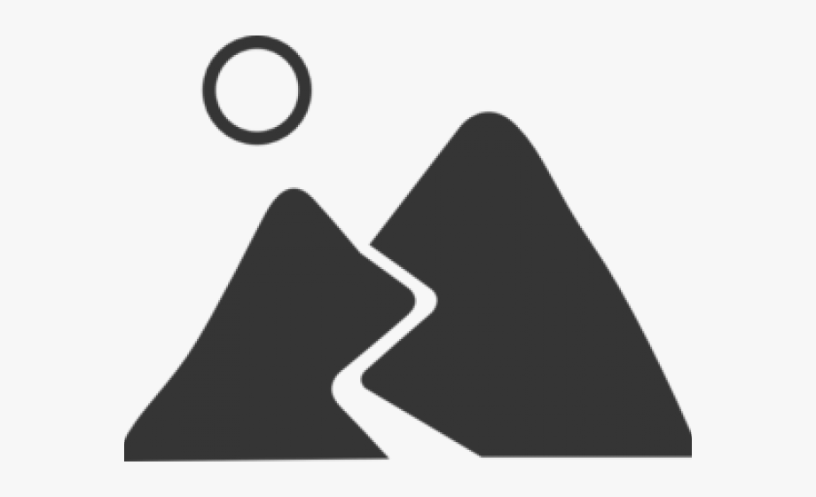 Mountains road clipart black and white picture free library Moutain Cliparts - Mountain With Road Clipart, Cliparts ... picture free library