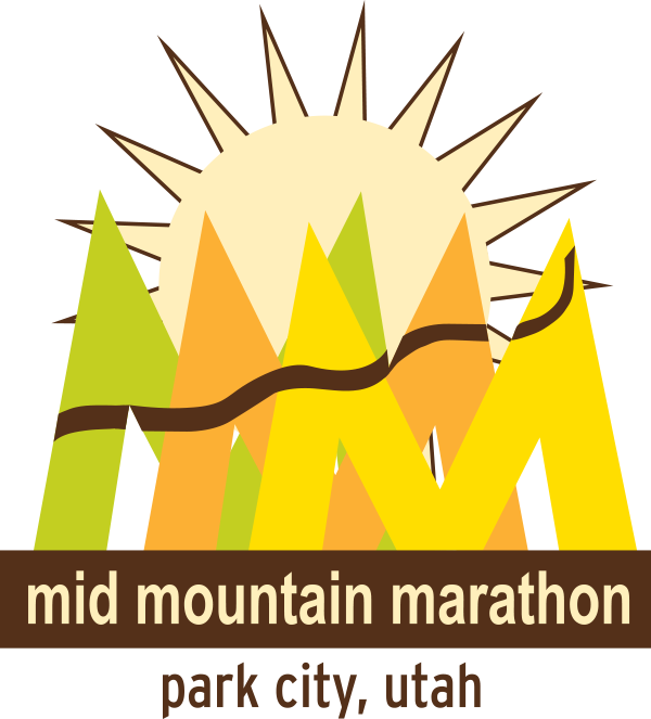 Mountains with crops and sun clipart png library library Mid Mountain Marathon png library library