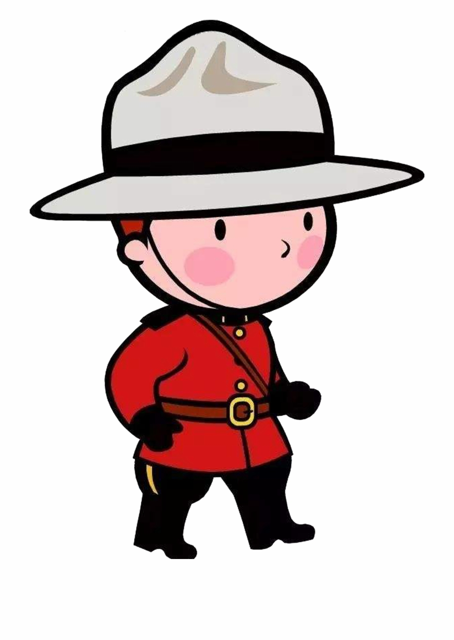 Mountie clipart banner library library Banner Royalty Free Library Canada Royal Canadian Mounted ... banner library library