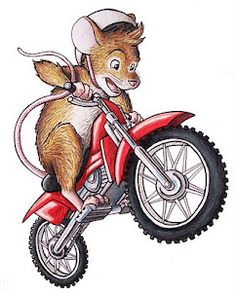 Mouse and the motorcycle clipart banner library download 46 Best The Mouse and the Motorcycle Ideas and Activities ... banner library download