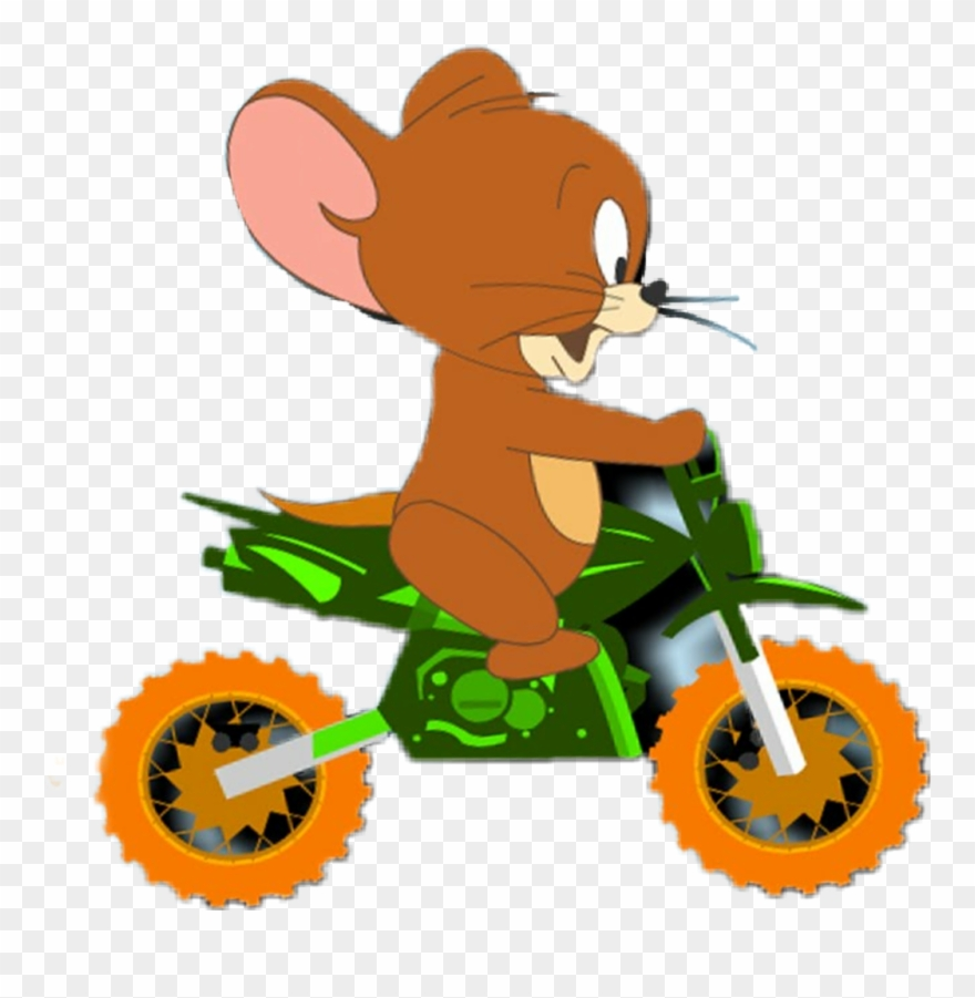 Mouse and the motorcycle clipart banner royalty free stock Scmotorcycle Motorcycle Jerry Tomandjerry Cute Mouse Clipart ... banner royalty free stock