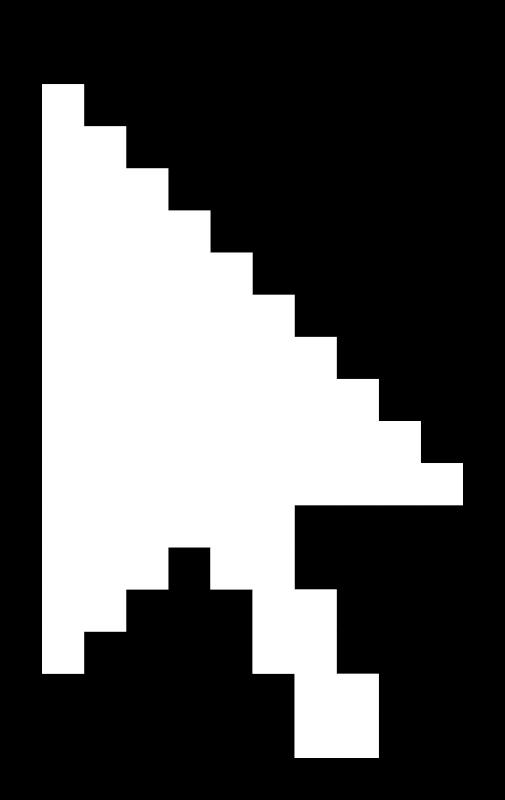 Mouse cursor clipart clip transparent stock Free Clipart: Mouse Cursor - Arrow | hellocatfood clip transparent stock