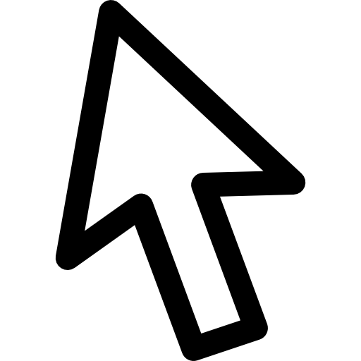 Mouse pointer clipart no background image library stock Mouse pointer - Free arrows icons image library stock