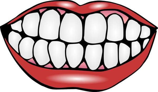 Mouth and tongue clipart svg black and white library Mouth And Tongue Clipart Black And White Clipart Panda Free ... svg black and white library