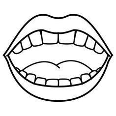 Cartoon Mouth Clip Art Free | Mouth And Teeth Clip Art ... clip freeuse library